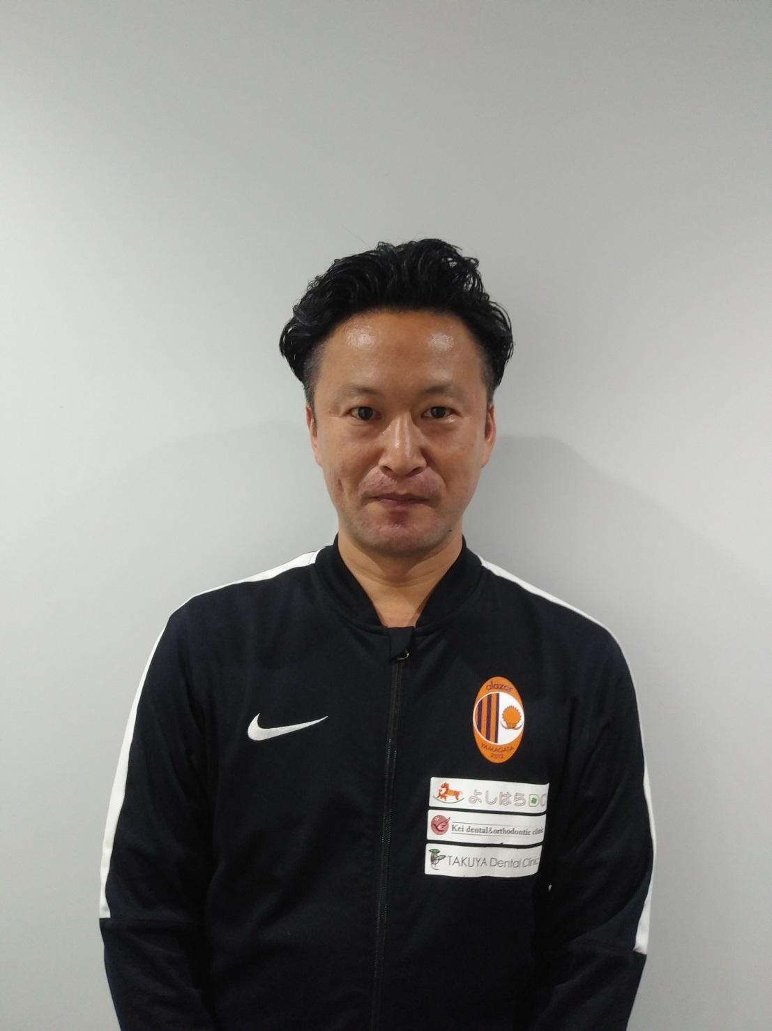 【GKコーチ】大宮 吉弘