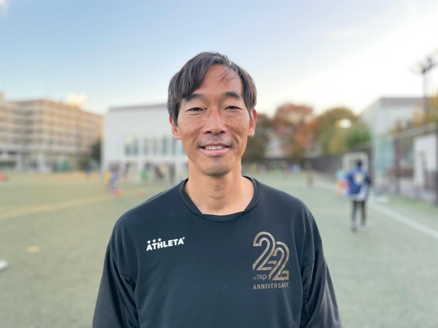【U-12町田監督】三比 裕介-YusukeSanpi-