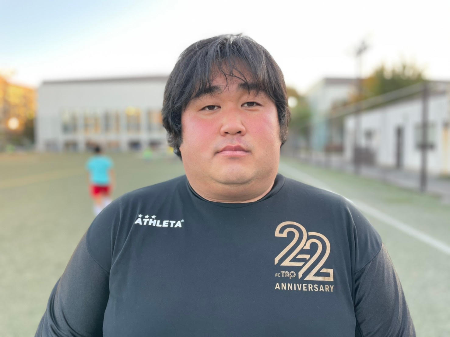 【U-15監督・渋谷5年生】蓼沼 直哉NaoyaTadenuma-