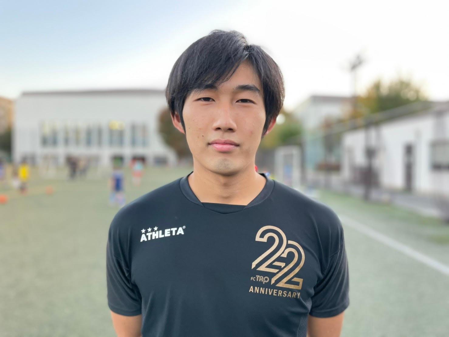 【渋谷Jrコーチ・Jrユース】松村祥矢-Shoya.Matsumura-