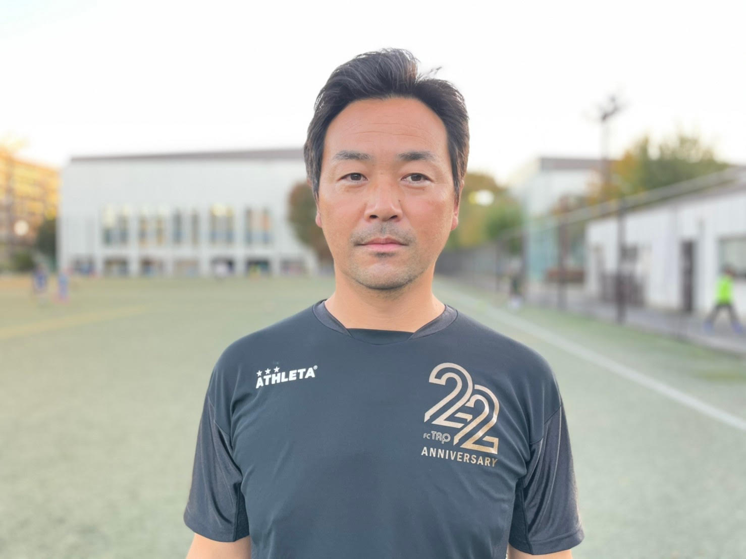 【U-12渋谷監督】海老根 宏-HiroshiEbine-