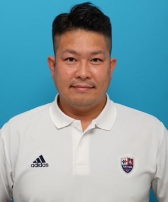 GKコーチ:萩原 繁徳