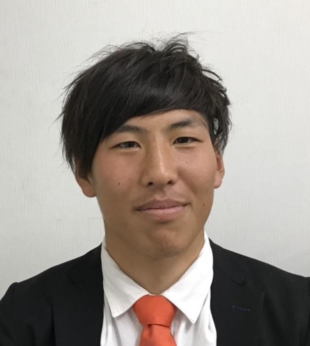 学生コーチ 三輪凜大(みわりんた)