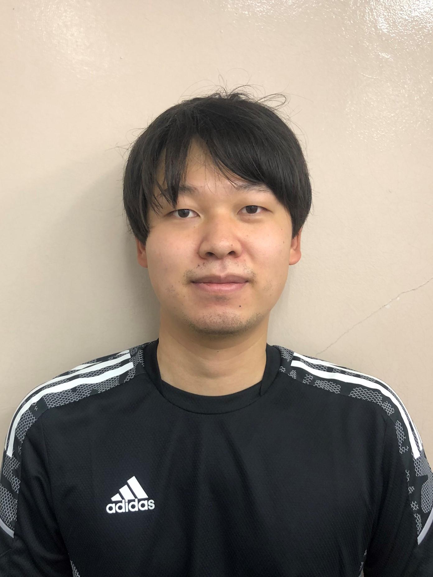 【副部長】 三松 辰宇