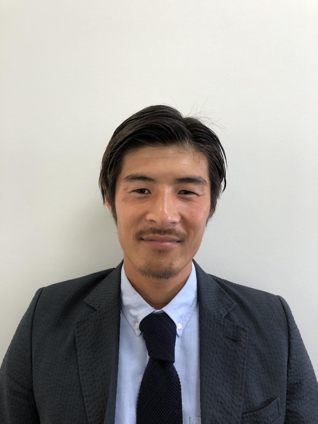ヘッドコーチ 加藤駿一