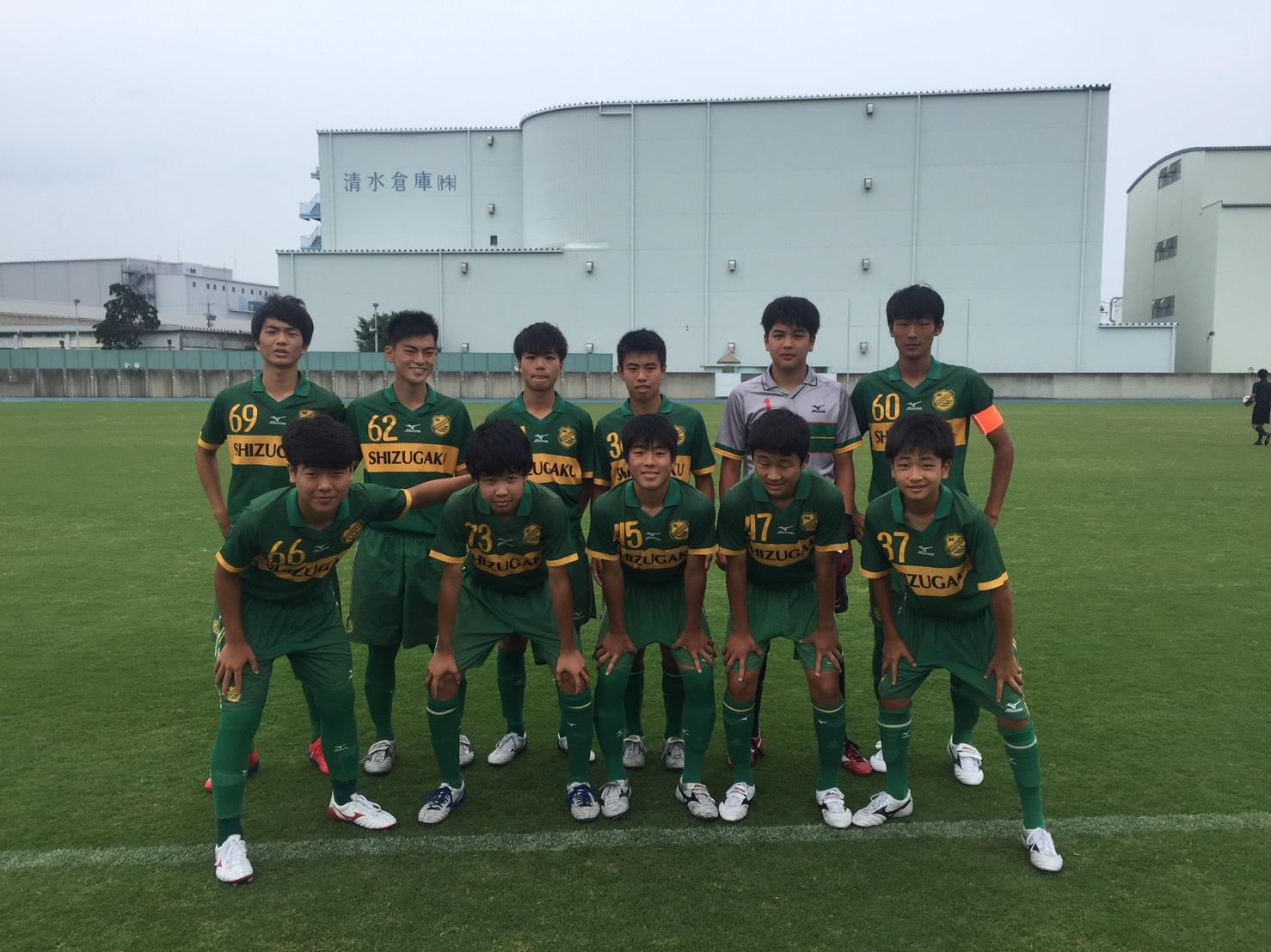 静岡 学園 サッカー 2019
