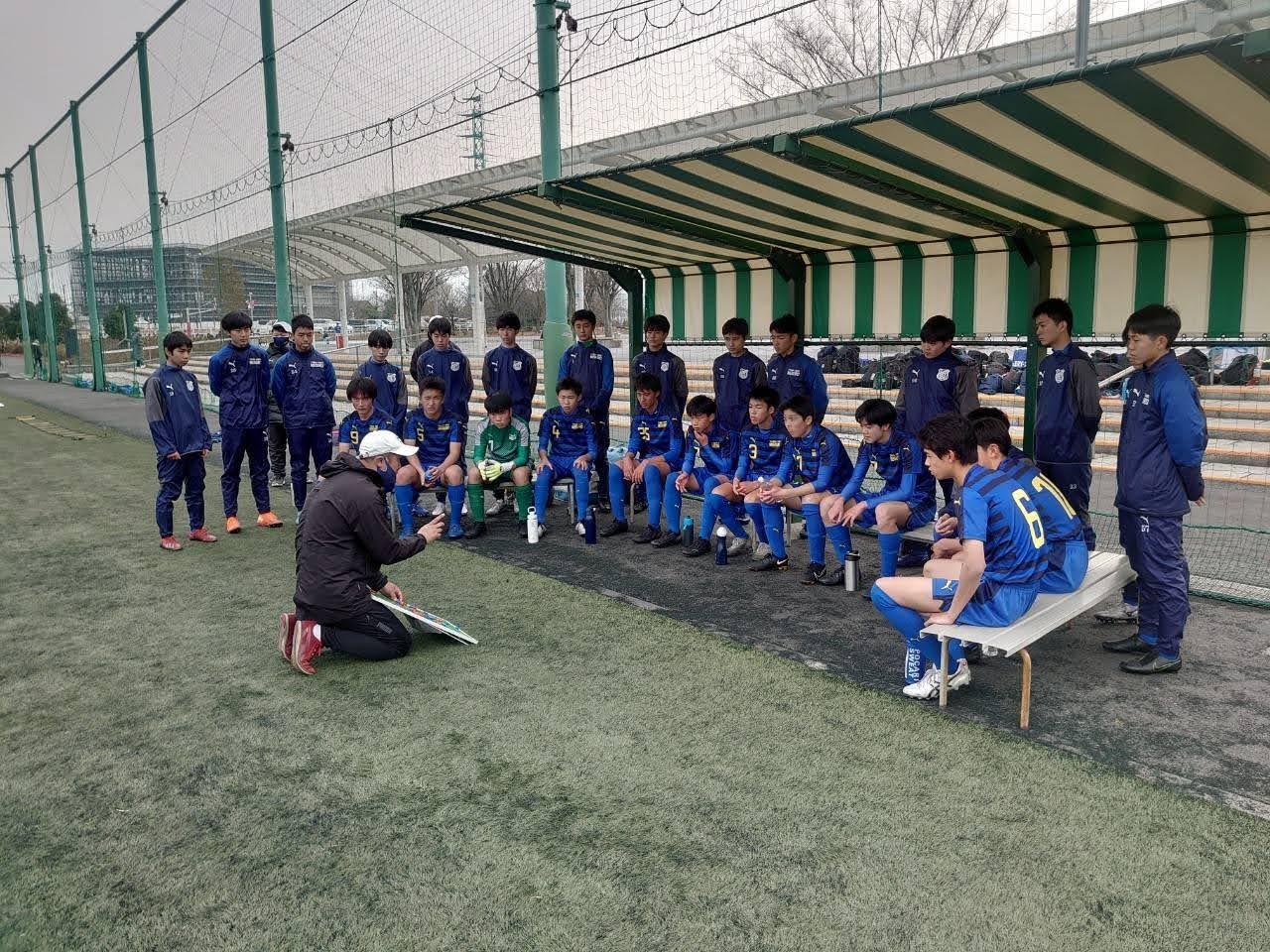 多摩大学目黒中学・高等学校サッカー部